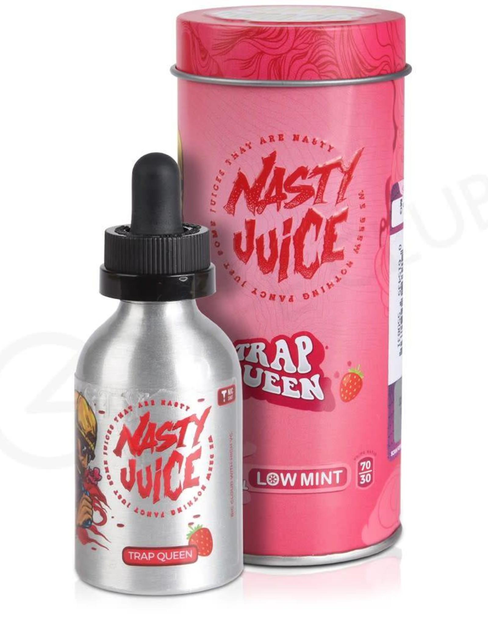 Nasty Juice Nasty Juice - Trap Queen (Low Mint) (60mL)