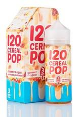 Mad Hatter Juice - 120 *Cereal* Pop (60mL)