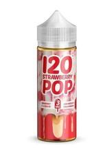 Mad Hatter Juice - 120 *Strawberry* Pop (60mL)