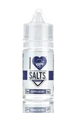 "Mad Hatter Mad Hatter Juice - I Love Salts ""Grappleberry"" (30mL)"