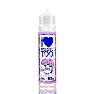 """Mad Hatter Mad Hatter Juice - I Love Donuts """"Too"""" (60mL)"""