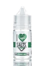 "Mad Hatter Juice - I Love Salts ""Spearmint Gum"" (30mL)"
