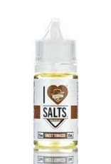 "Mad Hatter Mad Hatter Juice - I Love Salts ""Sweet Tobacco"" (30mL)"
