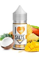 "Mad Hatter Juice - I Love Salts ""Tropic Mango"" (30mL)"