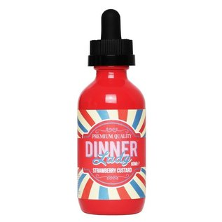 Dinner Lady Dinner Lady - Strawberry Custard (60mL)
