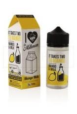 The Milkman X Mad Hatter Juice - I Love The Milkman (100mL)