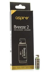 Aspire Breeze 2 Replacement Coil 1.0 ohms Sold in Quantities of 1pc