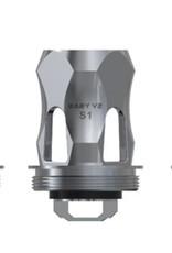 smok (1pc) TFV8 Baby V2 S1 Coil 0.15Ω Single Mesh 40-80W