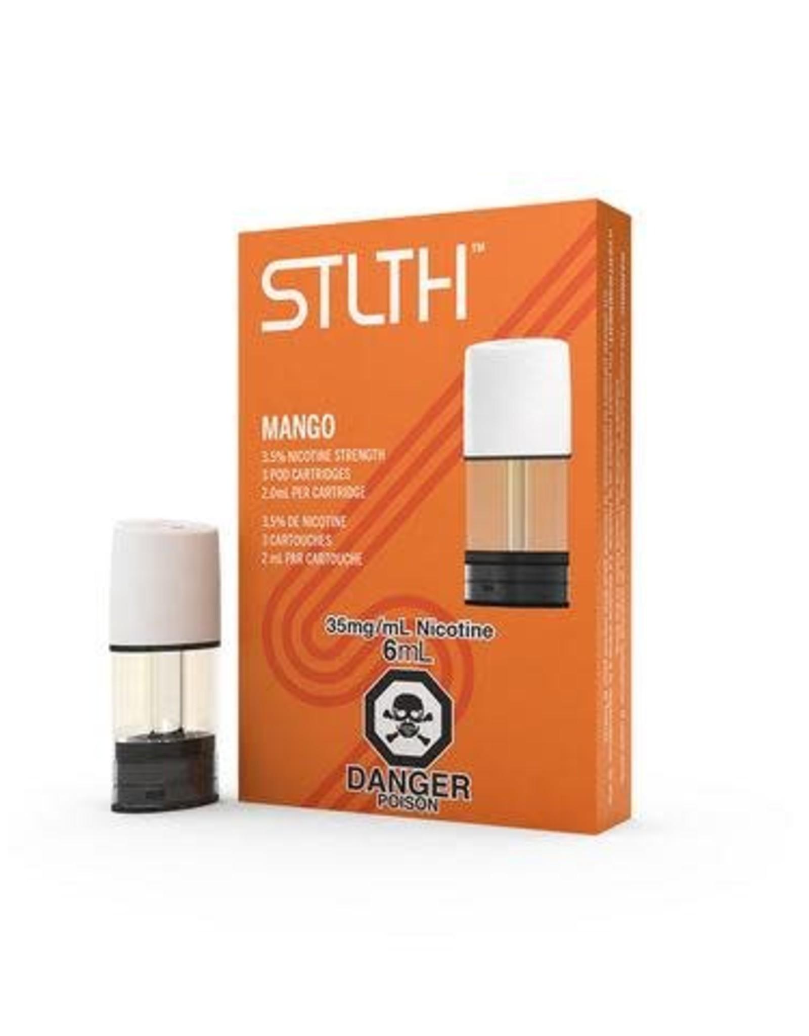 STLTH POD PACK MANGO (50mg 1 pod)
