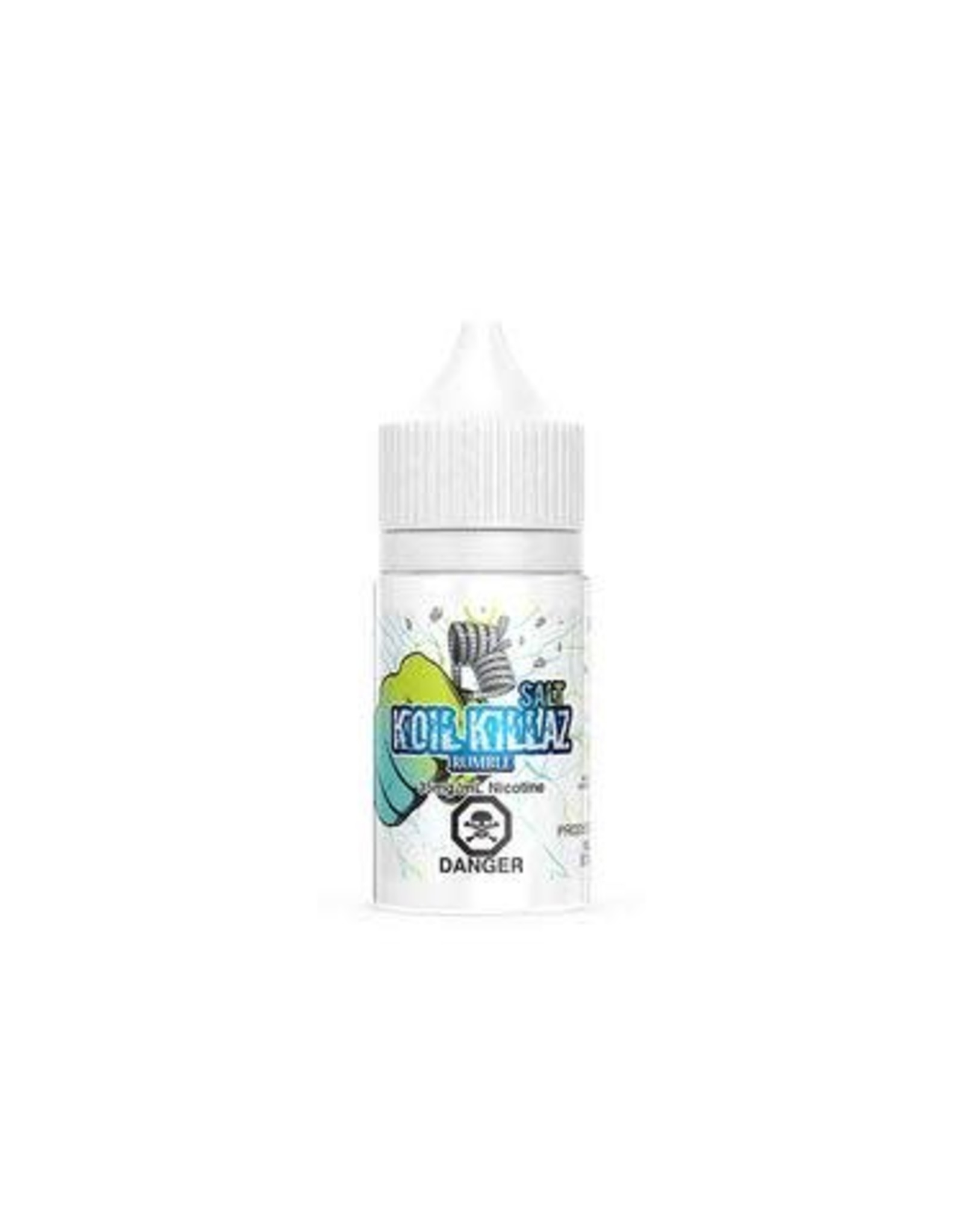 KOIL KILLAZ SALT RUMBLE BY KOIL KILLAZ SALT POLAR EDITION(30ml)