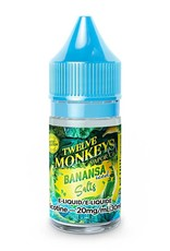 Twelve Monkeys Salt  Banansa Iced 20mg
