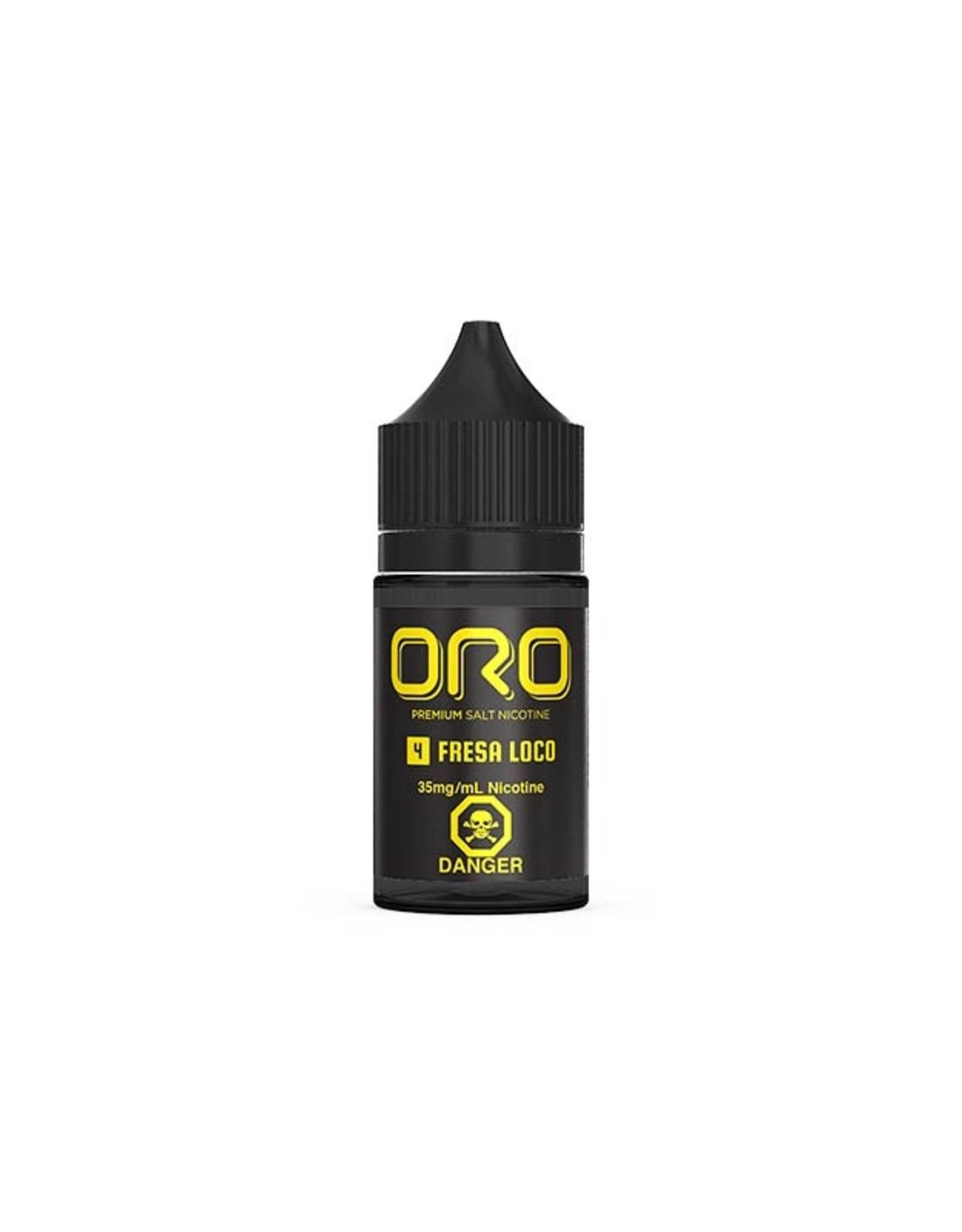 ORO Fresa Loco by ORO (30ml)