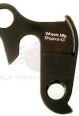 WHEELS MFTG Wheels Manufacturing Derailleur Hanger 43