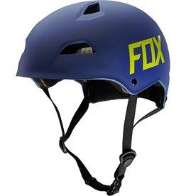 fox head FOX Flight Helmet: Matte Blue LG