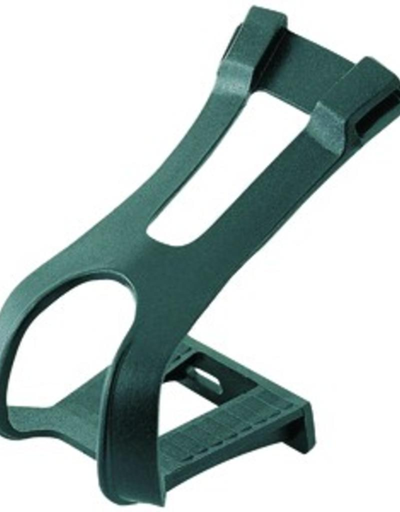 49N 49N TOE CLIPS & STRAPS--MEDIUM