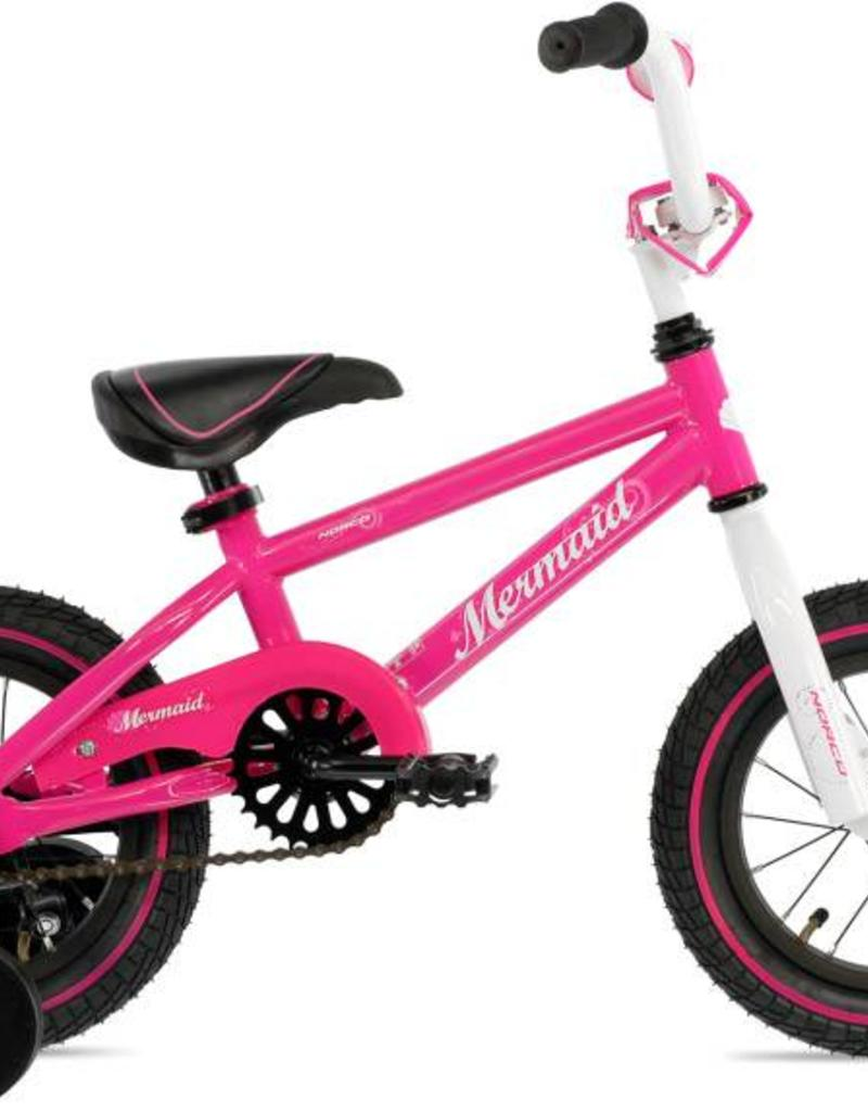 "NORCO NORCO LIL MERMAID 12"" STEEL PINK"