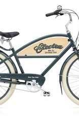 Electra Bicycle Company 14 ELECTRA Courier 3i, Men's, Chicago Grey