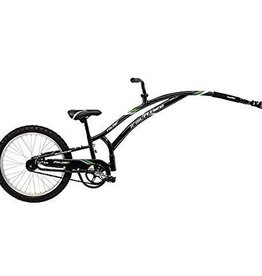 ADAMS TRAIL-A-BIKE ORIGINAL FOLDER COMPACT BLACK