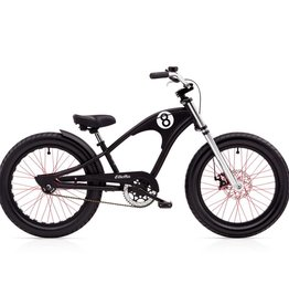 "ELECTRA ELECTRA Straight 8, 20"" Boy's, Black"