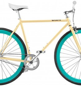 Pure Fix Cycles 16 PUREFIX X-RAY, 50CM, Cream/Green