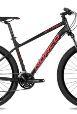 NORCO 17 NORCO Storm 7.3 Blk/Red/Slvr XS