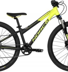 NORCO Norco Charger 4.1 Black/Yellow 24