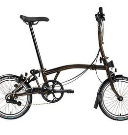 BROMPTON BROMPTON Folder, 6spd, Black Edition