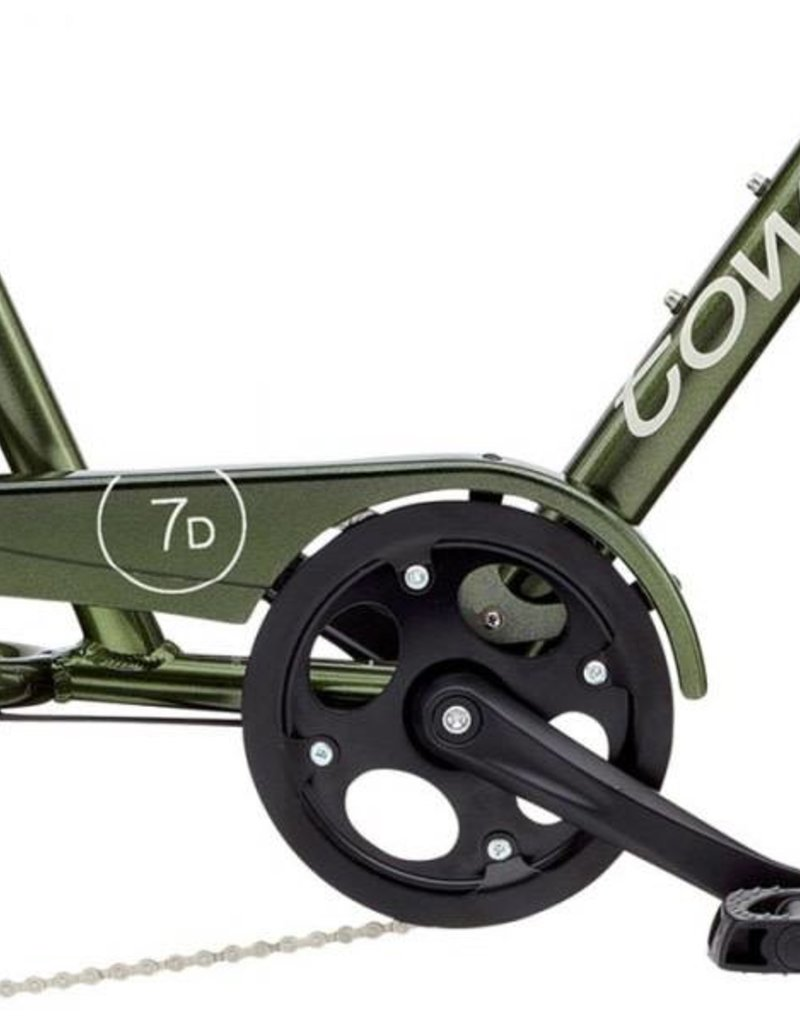 Electra Bicycle Company ELECTRA Townie Original 7D Men's Moss Metallic