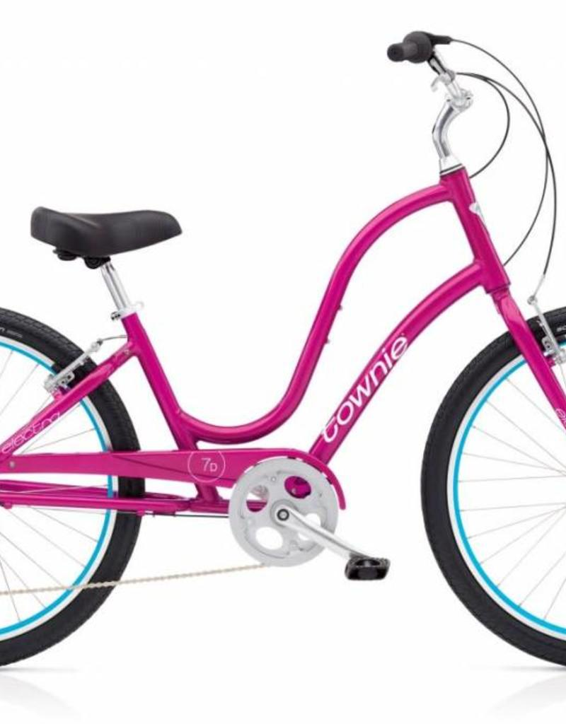 ELECTRA ELECTRA Townie Original 7D Ladies' - Raspberry Metallic
