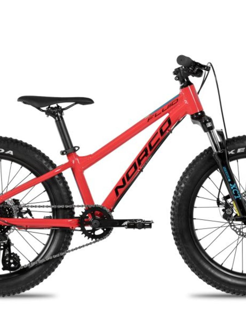 NORCO 18 NORCO Fluid 2.3 HT Plus Red 20