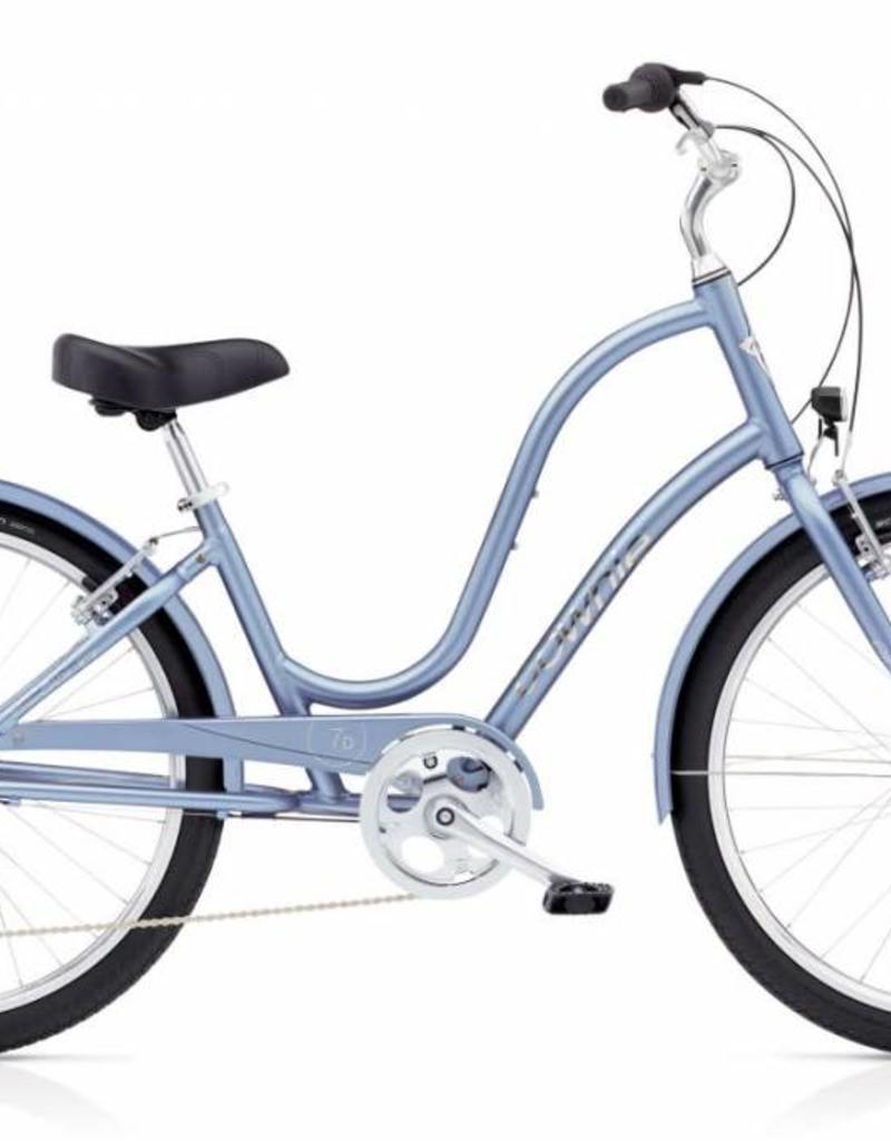 "ELECTRA ELECTRA Townie Original 7D EQ Ladies' 24"" - Icy Blue"