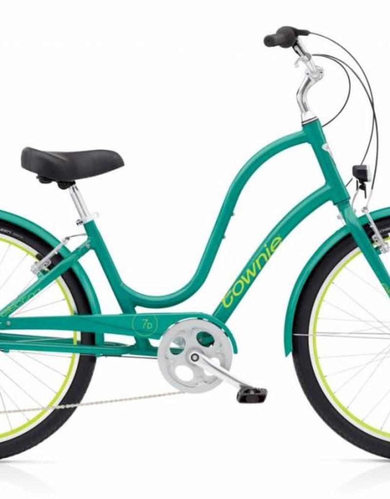 ELECTRA ELECTRA Townie Original 7D EQ Ladies' - Teal Green