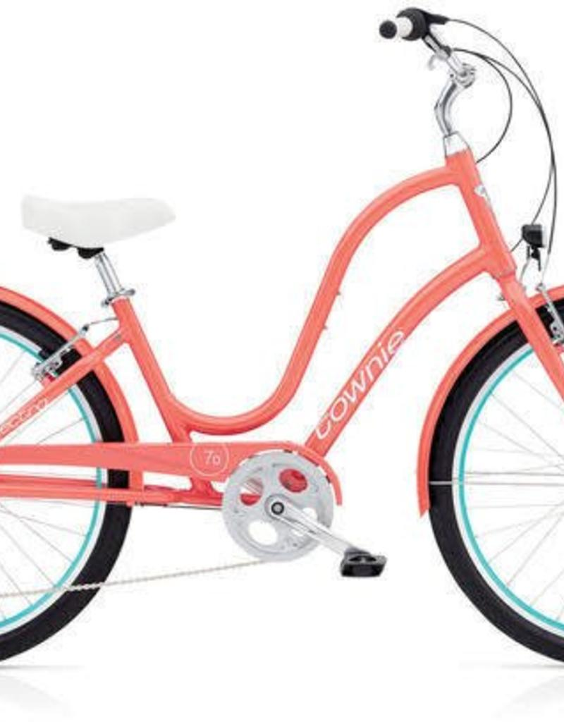 ELECTRA ELECTRA Townie Original 7D EQ Ladies Coral