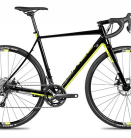 NORCO 18 NORCO THRESHOLD A TIAGRA BLACK 55.5