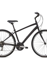 Specialized 19 SPECIALIZED CROSSROADS - Black/Light Silver LG