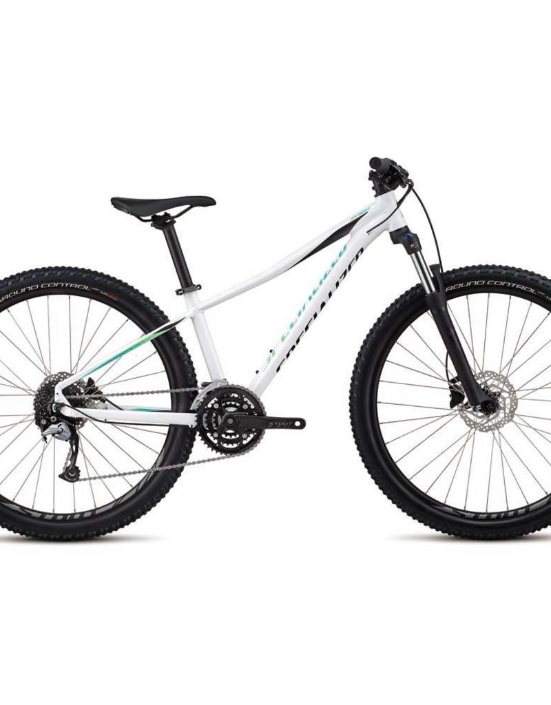Specialized 18 SPECIALIZED PITCH WMN COMP 27.5 WHT/CALFDE M