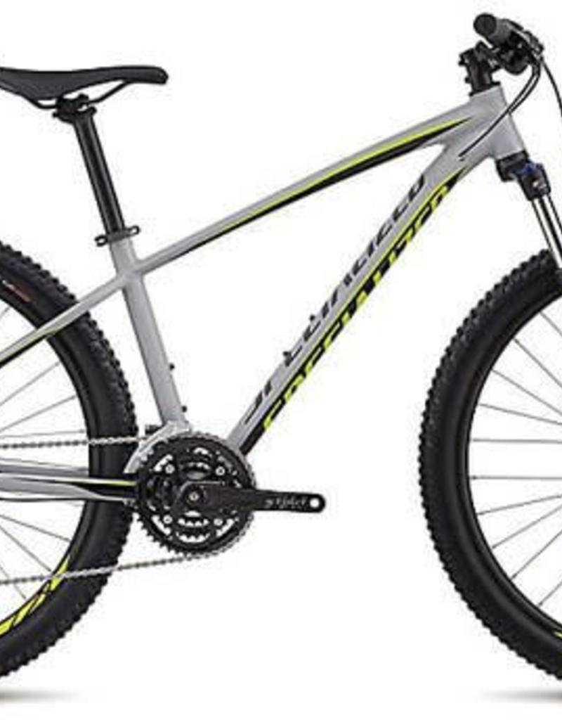 Specialized 18 SPECIALIZED PITCH MEN COMP 27.5 CLGRY/BLK/ XL