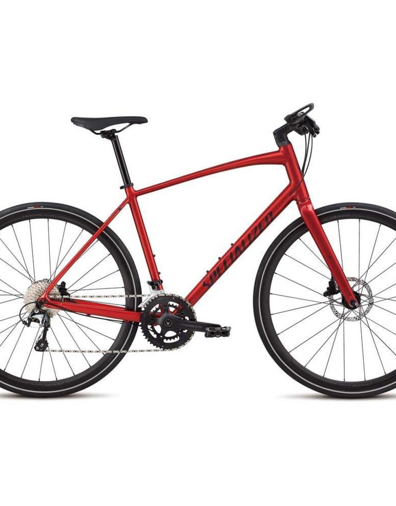 Specialized 18 SPECIALIZED SIRRUS MEN ELITE CNDYRED/RKTRE M