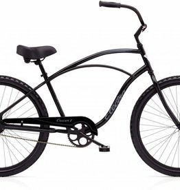 ELECTRA ELECTRA CRUISER 1 MEN'S  26 MATTE MIDNIGHT BLUE