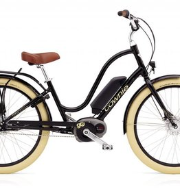 ELECTRA Townie Go! 8i Ladies 26 Ebony