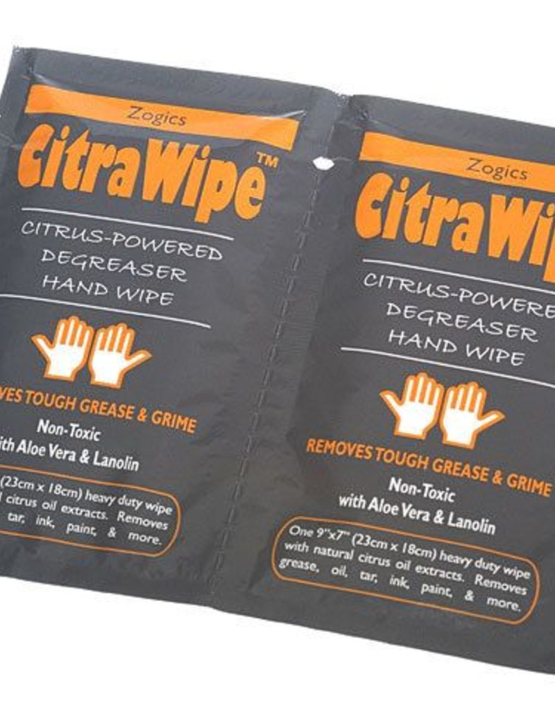 citrawipe Citra Wipe degreaser