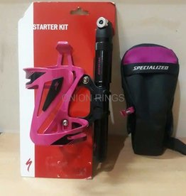 Specialized Specialized Starter Kit - Black/Pink