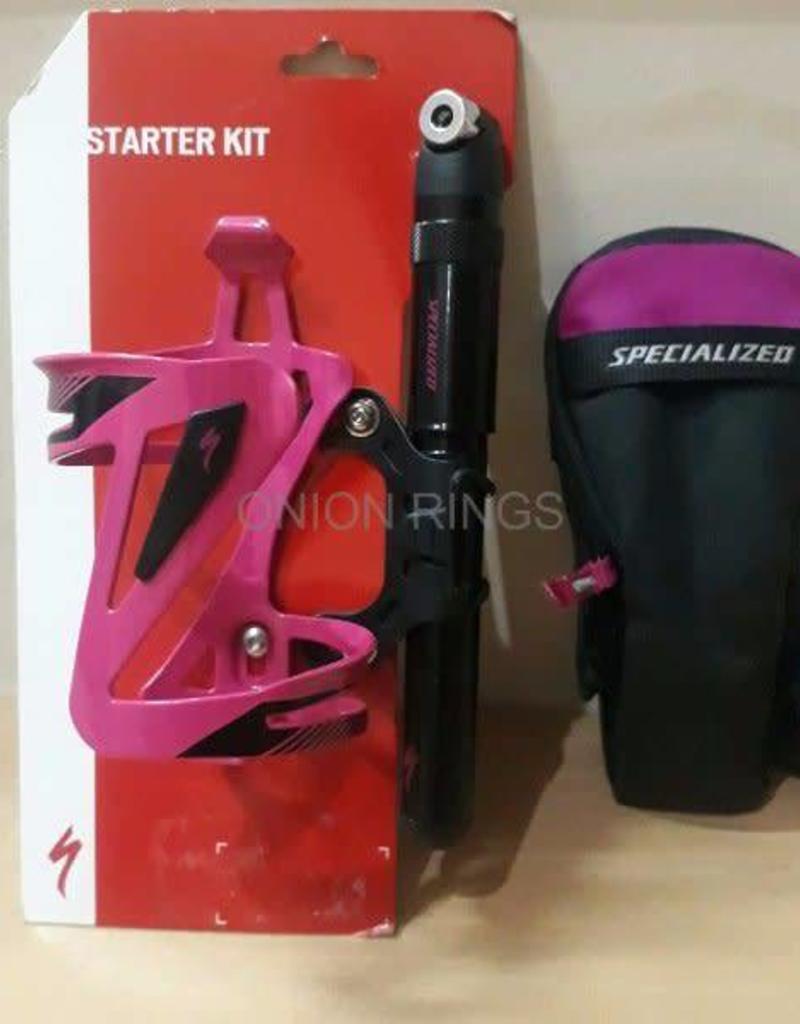 Specialized Specialized Starter Kit - Black/Pink