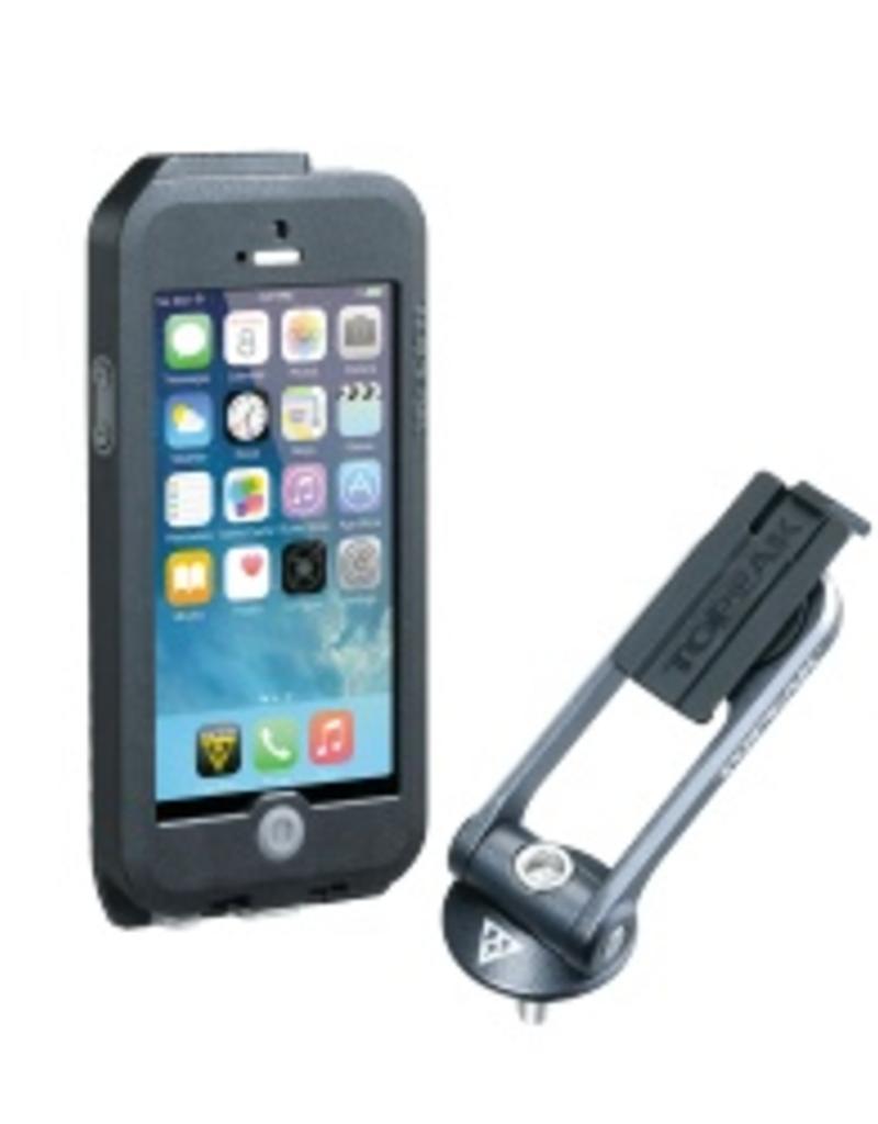 TOPEAK TOPEAK RIDECASE FOR IPHONE 4/4S W/MNT