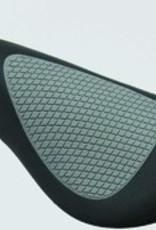 Ergon Ergon GP2-L Grips: Large Black/Gray