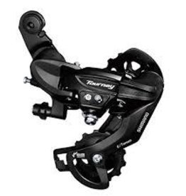 Shimano SHIMANO REAR DERAILLEUR RD-TY300, TOURNEY, 6/7-SPEED, DIRECT ATTACHMENT TYPE, IND.PACK