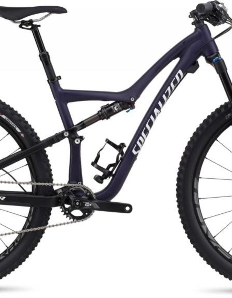 Specialized 16 SPECIALIZED RUMOR FSR ELITE 650B - Deep Indigo/White