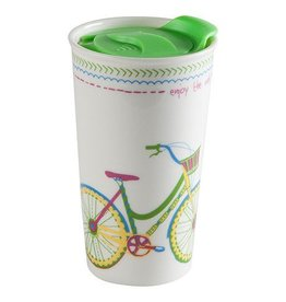 The Ride Travel mug With Infuser