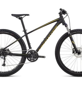 Specialized 19 SPECIALIZED PITCH MEN COMP 27.5 - Satin Gloss Black / Black / Gold M