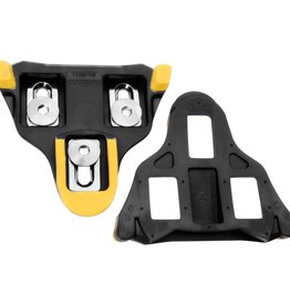 Shimano SHIMANO SPD SL CLEAT SET SM-SH11 YELLOW 6 DEGREE PAIR (SELF-ALIGNING MODE)